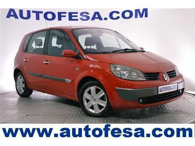 usado Renault Scénic 1.9 dCi 120 Confort Expression 5p #IVA DEDUCIBLE