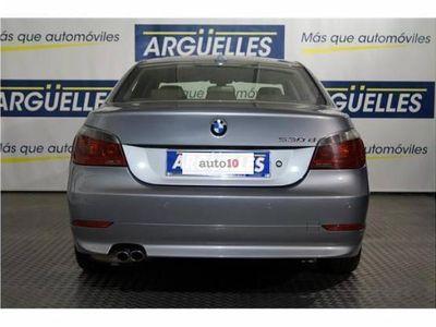 usado BMW 530 DA 218cv Nav Cuero Bixenon