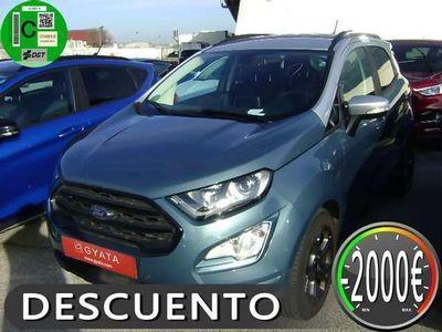 """usado Ford Ecosport 1.5 EcoB ST Line 100CV""""P. City, Diseño ST-Line"""""""