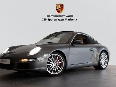 usado Porsche 911 Targa 4S