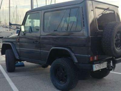 usado Mercedes G240