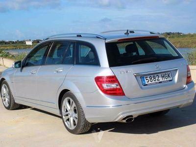 usado Mercedes C220 Clase CCDI Blue Effic. Avantgarde Estate -11