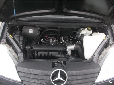 usado Mercedes Vaneo 1.7 Cdi Ambiente 5p. -03