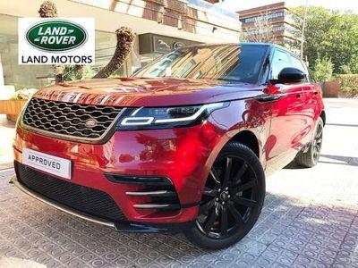 usado Land Rover Range Rover Velar 2.0 R-Dynamic SE 4WD Aut. 300cv