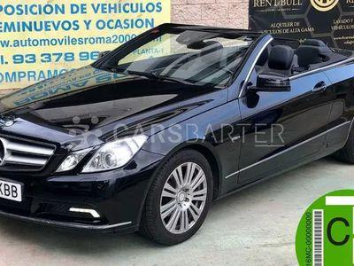 usado Mercedes E250 Cabrio 250 CGI BE Aut.