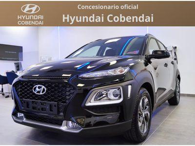 usado Hyundai Kona 1.6 GDI HEV Klass DCT 104 kW (141 CV)