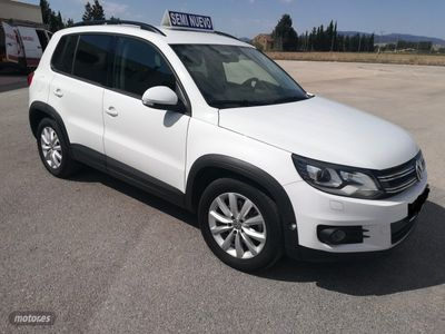 usado VW Tiguan 2.0TDI 110CV ADVANCE