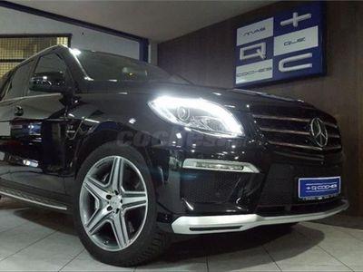 usado Mercedes ML63 AMG Clase MAMG