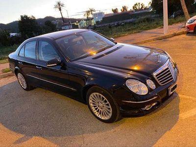 usado Mercedes E500 Avantgarde Aut.