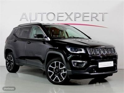 brugt Jeep Compass 2.0 Mjet 103kW Limited 4x4 AD