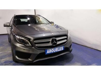 usado Mercedes 170 clase gla d 4matic amg linediesel