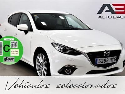 gebraucht Mazda 3 2.2 Luxury Aut.