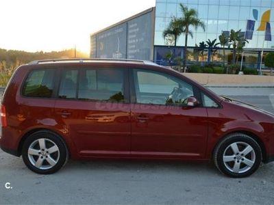 usado VW Touran 2.0 Tdi 140 Dsg Highline 5p. -07
