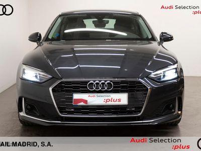 usado Audi A5 Sportback Advanced 35 TDI 120 kW (163 CV) S tronic Híbrido Electro/Diesel Gris matriculado el 08/2020