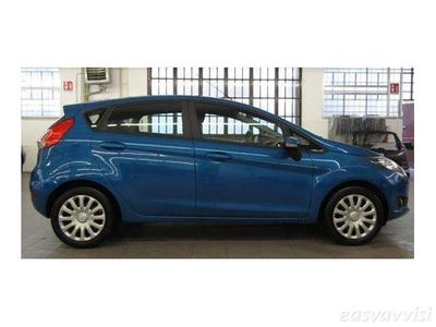 used Ford Fiesta 1.6TDCi Econetic