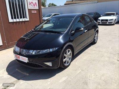 used Honda Civic 5p 1.8 Executive i-Shift