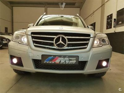 usado Mercedes GLK320 Clase GlkCdi 4m 5p. -09