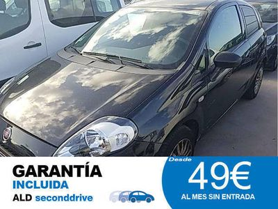 usado Fiat Punto 1.4 57 kW (77 CV)