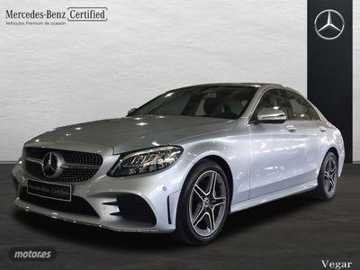 usado Mercedes C200 Clase Cd Avantgarde (EURO 6d-TEMP)