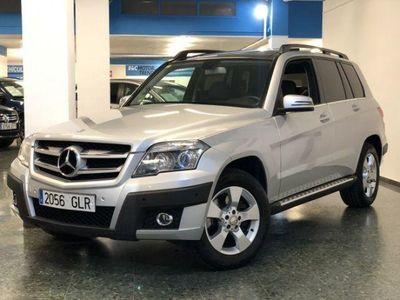 usado Mercedes GLK280 Aut.