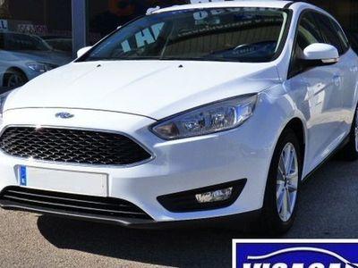 gebraucht Ford Focus Sb. 1.5TDCi Business PS 120