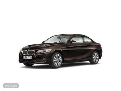 brugt BMW 218 Serie 2 d Coupé