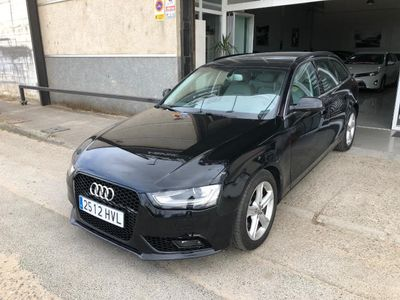 usado Audi A4 Avant 2.0TDI DPF Advanced Edition 136