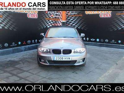 usado BMW 118 Cabriolet Serie 1 d Essential Edition