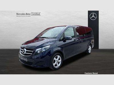 usado Mercedes V220 ClaseLargo Exclusive