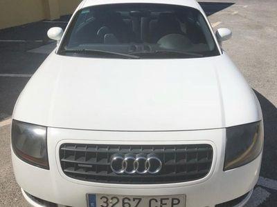 usado Audi TT 1.8 T 225cv cuattro