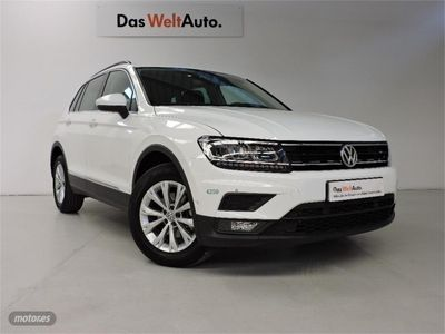 gebraucht VW Tiguan Advance 2.0 TDI 110kW 150CV