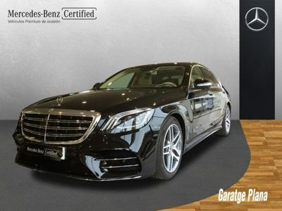 usado Mercedes S400 d 4MATIC Corto