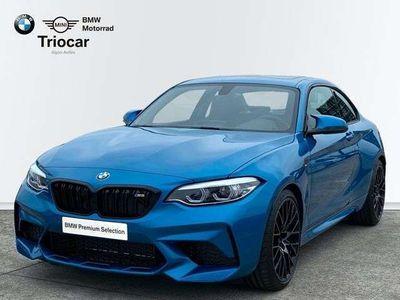 usado BMW M2 M2A Competition