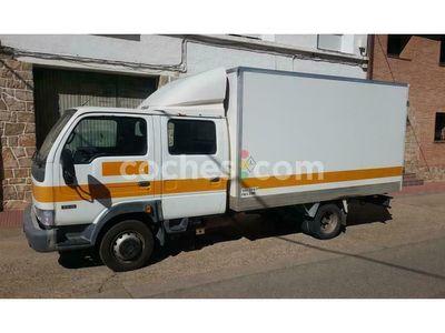 usado Nissan Cabstar Tl125. 35-3 Doble Cabina 125 cv en Zaragoza