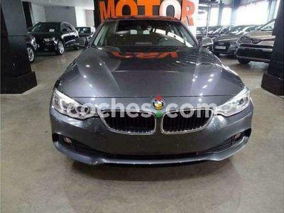 usado BMW 420 Gran Coupé Serie 4 da Xdrive 184 cv en Madrid
