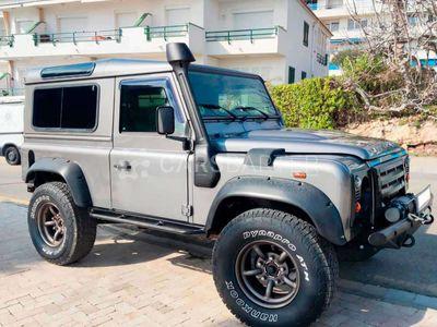 usado Land Rover Defender Comercial 110 Techo Duro E 3p