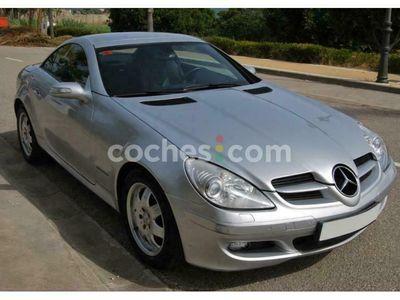 usado Mercedes SLK200 Clase Slk163 cv en Sevilla
