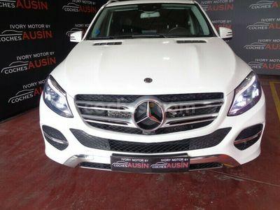 usado Mercedes GLE500 Clase GleE 4matic 449 cv en Madrid