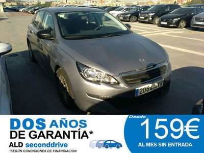 used Peugeot 308 1.6 BlueHDI Access 73 kW (100 CV)