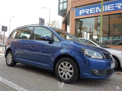 usado VW Touran 1.6 Tdi 105cv Advance Bluemotion Tech 5p. -13