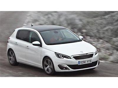 usado Peugeot 308 1.6e-HDI Active y Style - VARIOS