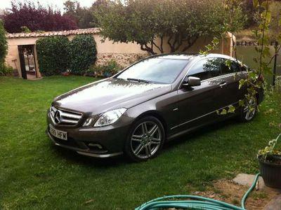 usado Mercedes E220 Coupé CDI BE