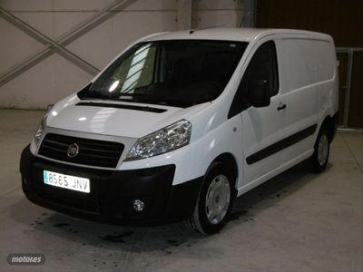 usado Fiat Scudo 1.6 MJT 90cv H1 10 Comfort Corto Euro 5