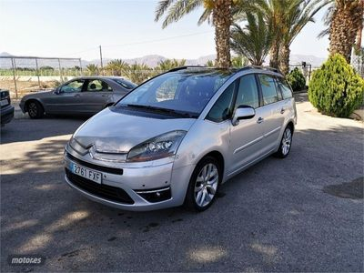 brugt Citroën Grand C4 Picasso 2.0 HDi CAS Exclusive