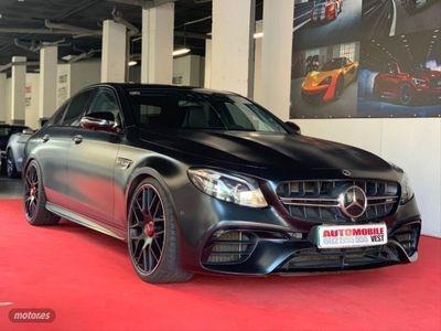 usado Mercedes S63 AMG E AMG4Matic+ 9G-Tronic