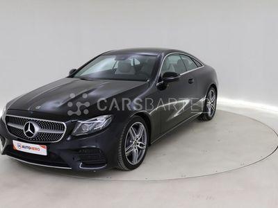 usado Mercedes E220 E220 d 2p