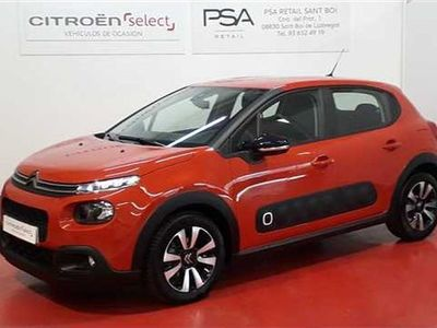 usado Citroën C3 PureTech 60KW (82CV) FEEL