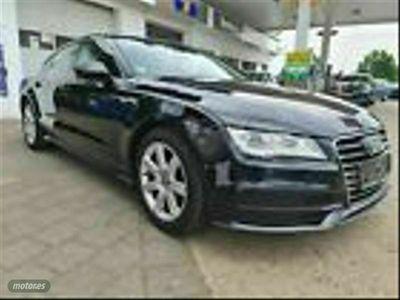 usado Audi A7 Sportback 3.0 Bi TDI 313cv quattro tip