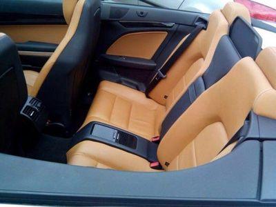 usado Mercedes E350 Cabrio CDI BE