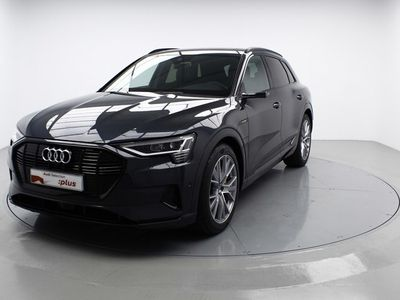 usado Audi E-Tron - Black line 55 quattro 265 kW